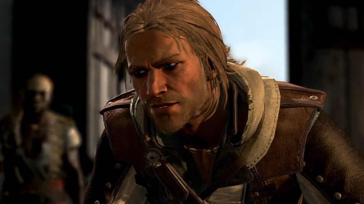 Edward Kenway - Assassin's Creed IV Gamescom Demo