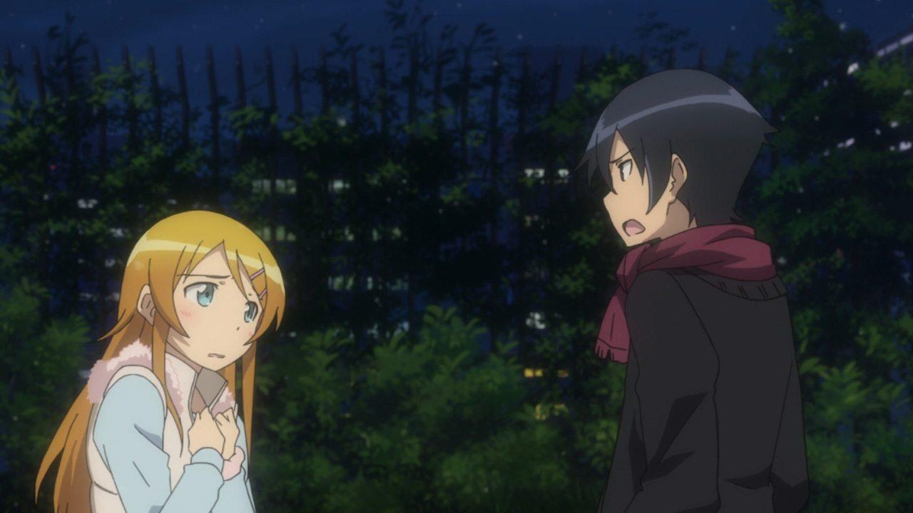 Kyousuke confessing