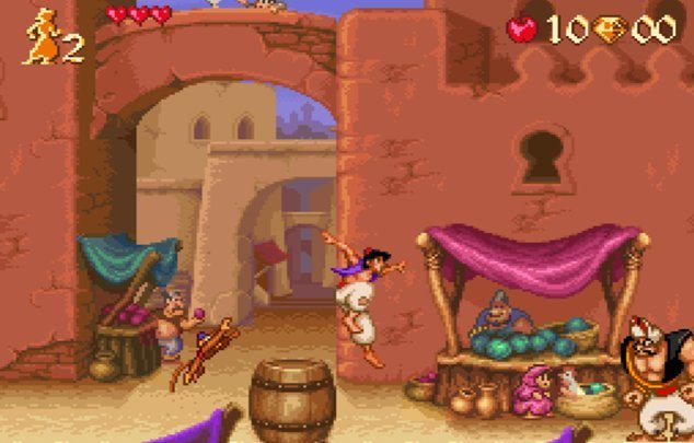 6 Retro Disney Games That Wayforward Needs To Remaster screenshot 4