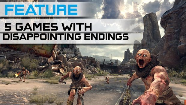 5 Great Games With Disappointing Endings (Spoilers Ahead) featured image