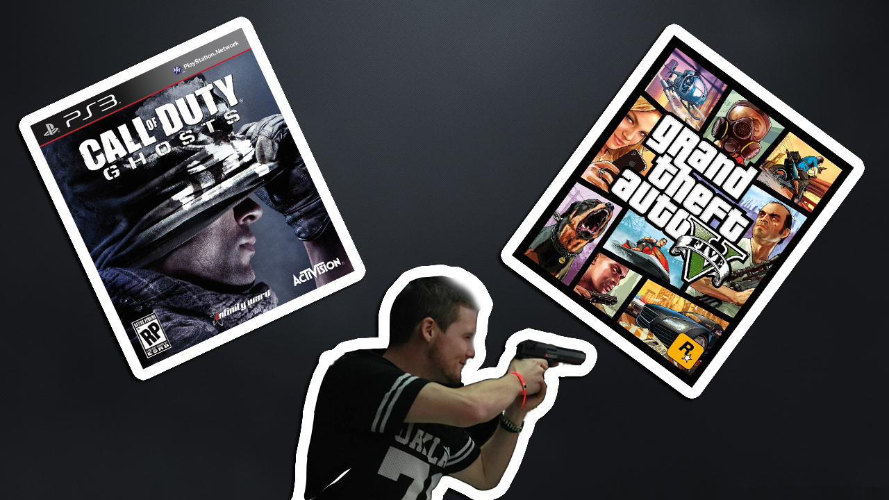 Critic Clinic: Episode 2 Mitch Talks GTA Vs Call Of Duty Sales