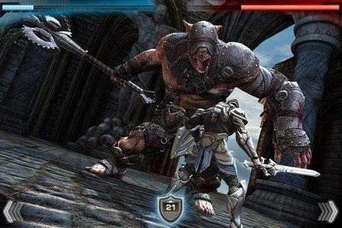 Infinity_Blade_Gameplay