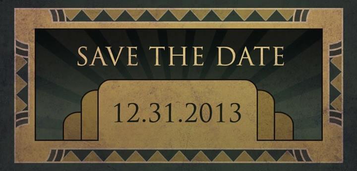 Batman Arkham-Save the Date