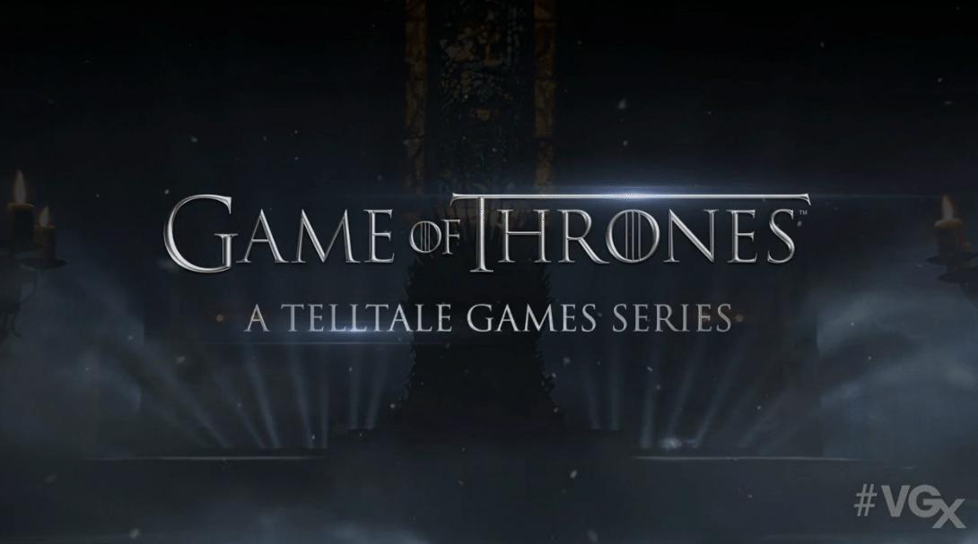 Telltale Games - Game of Thrones