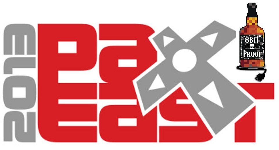 PAX East 2013 Logo - Bagogames.com