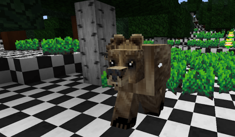 Minecraft Bear