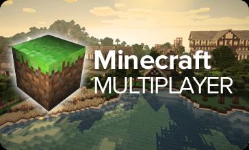 minecraft online games multiplayer