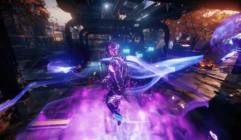 Infamous Second Son Neon Power BagoGames