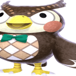 Blathers: Animal Crossing