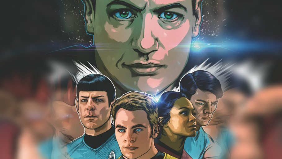 Star Trek The Q Gambit Promo
