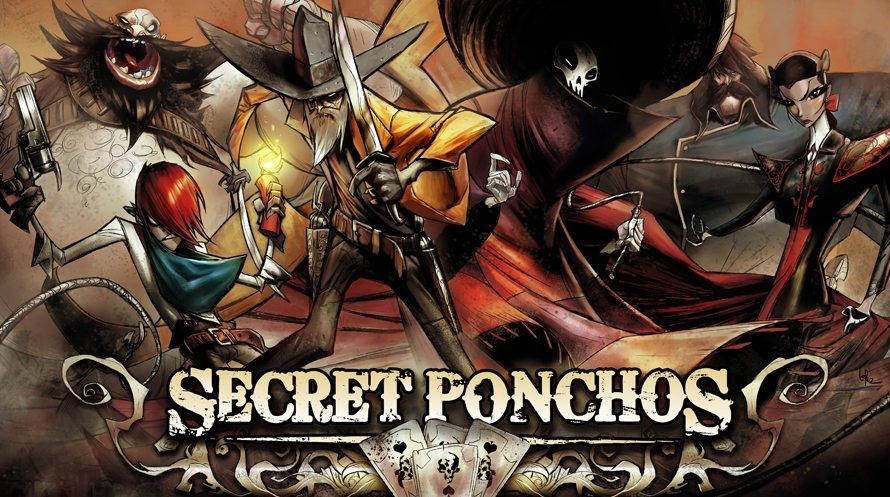 Secret Ponchos - Bagogames