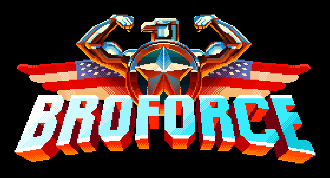 broforce - bagogames