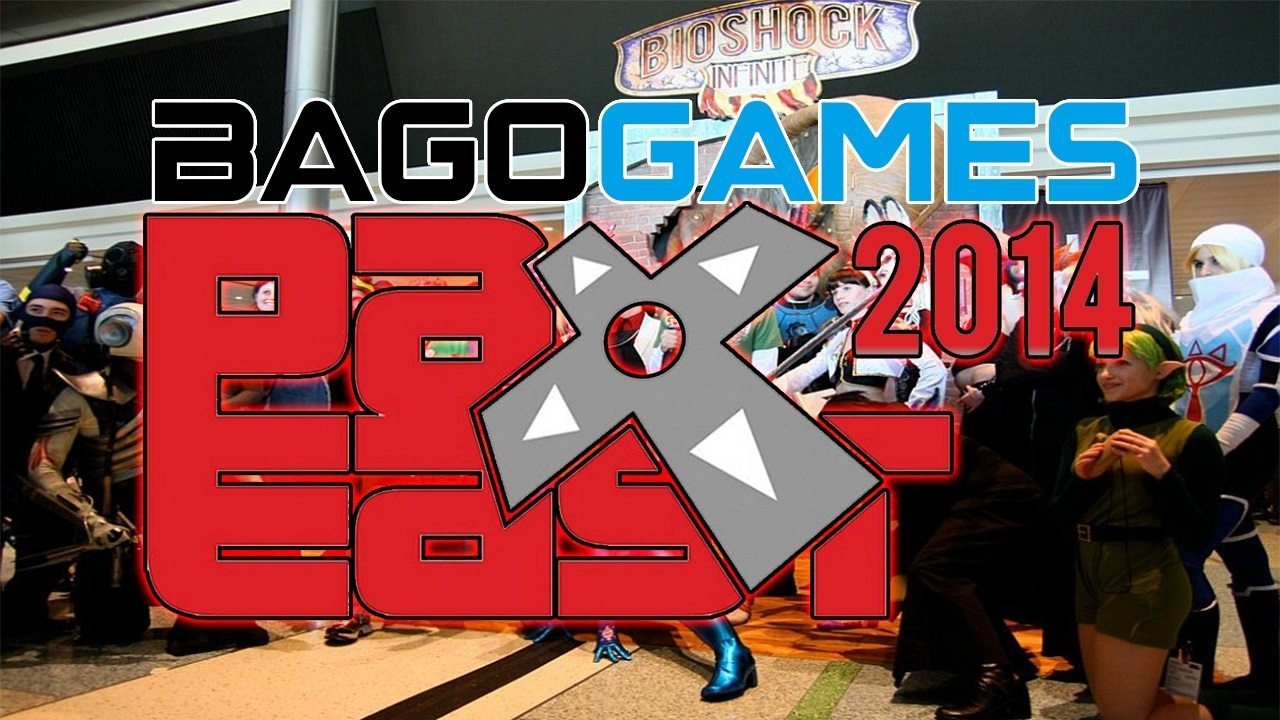 BagoGames @ Pax East 2014: Join us!