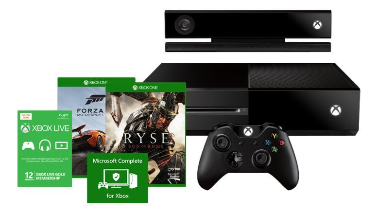 BJ's offers a Xbox One Bundle