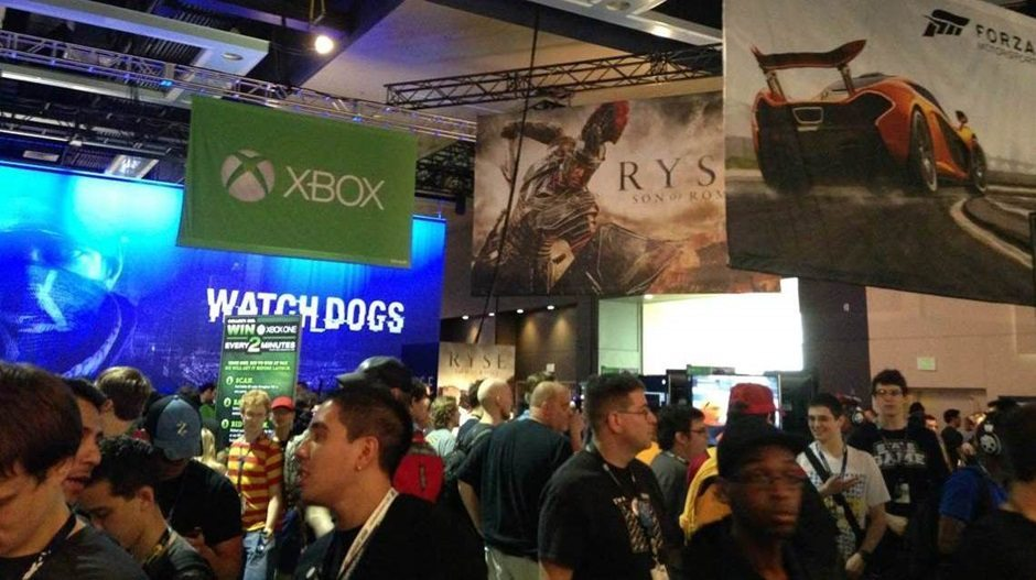 Microsoft at PAX