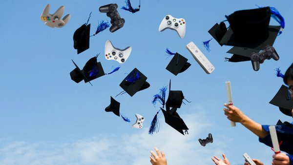 Video Game Graduation