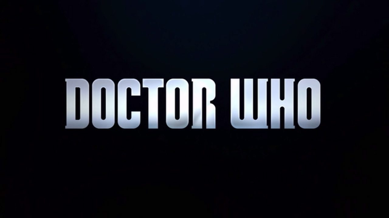 Doctor Who Series 8 Teaser logo