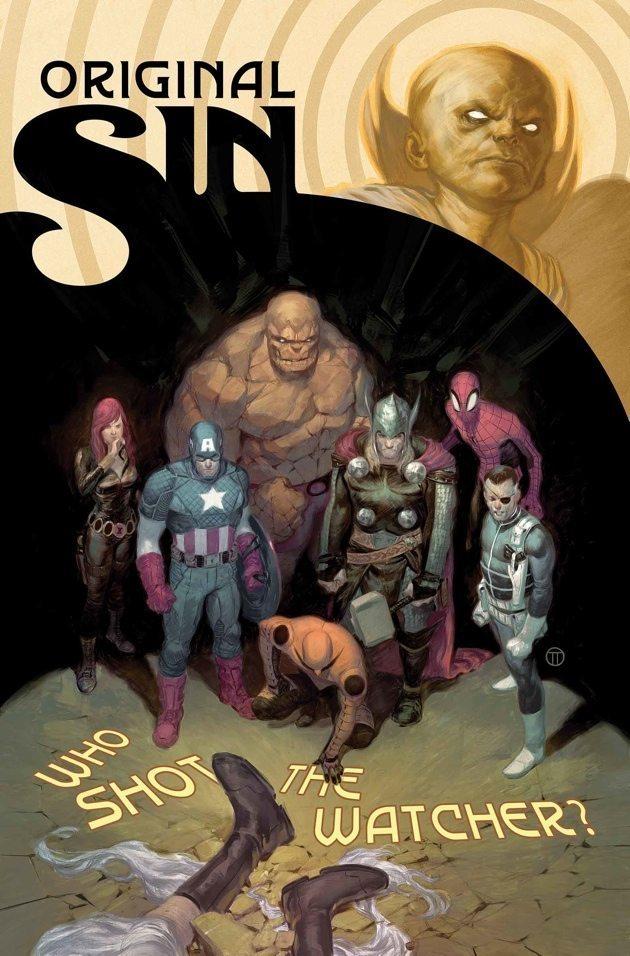 Original Sin # 1 review
