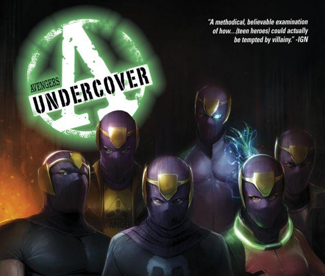Avengers Undercover 4