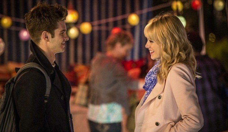 Amazing Spider-man 2: Peter and Gwen