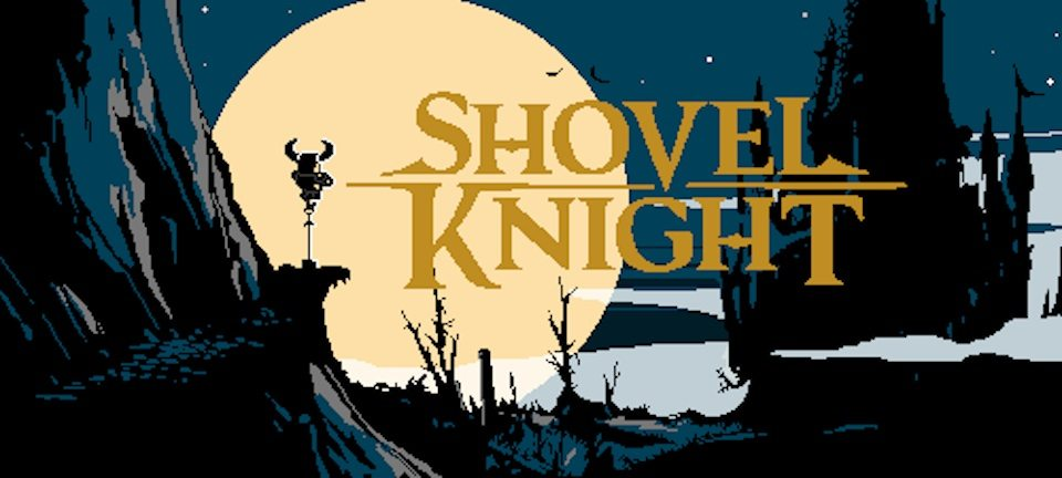 Shovel Knight - Bagogames