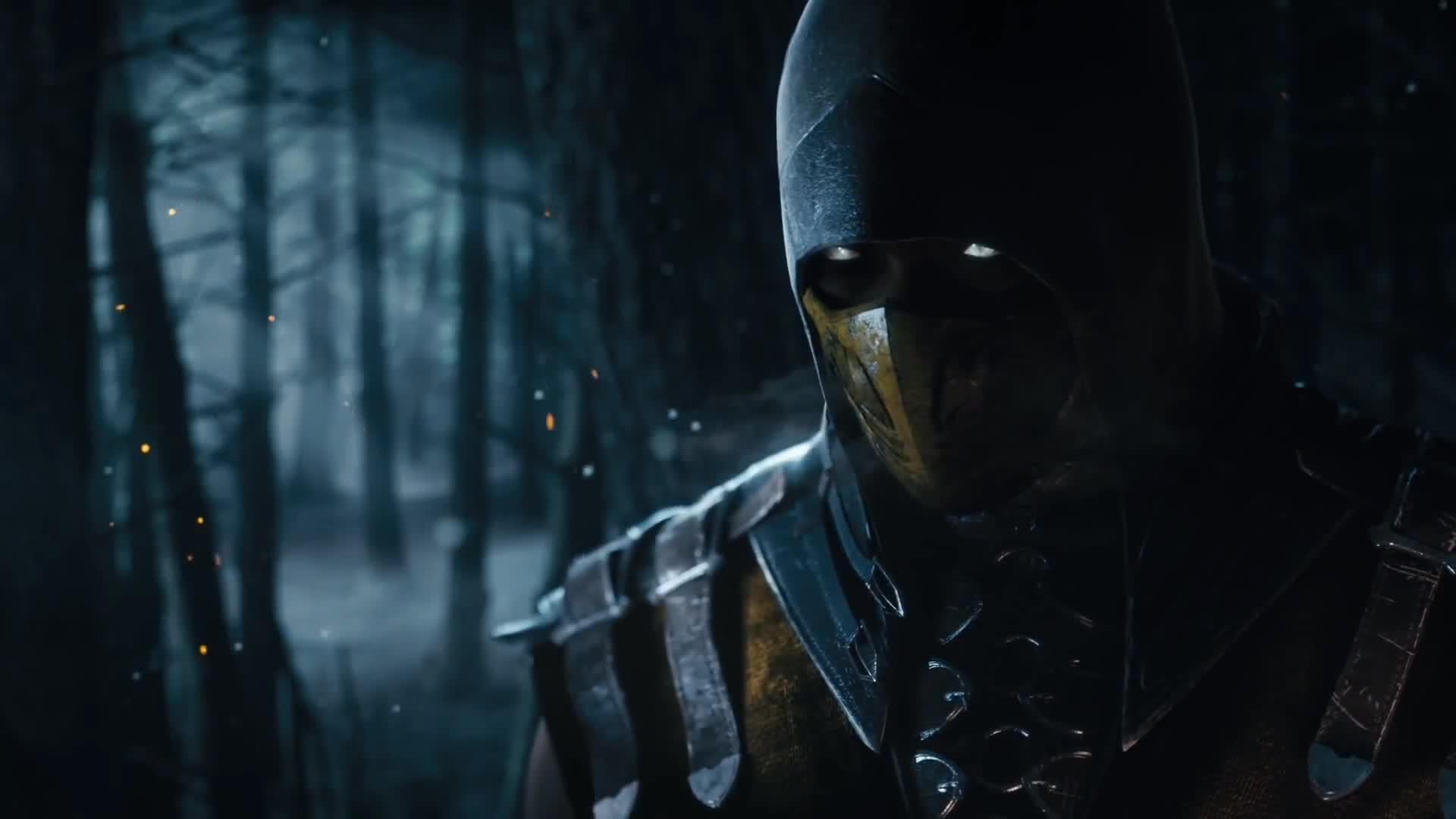 Mortal Kombat X promo