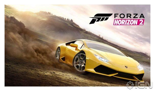 Forza Horizon 2 Art BagoGames