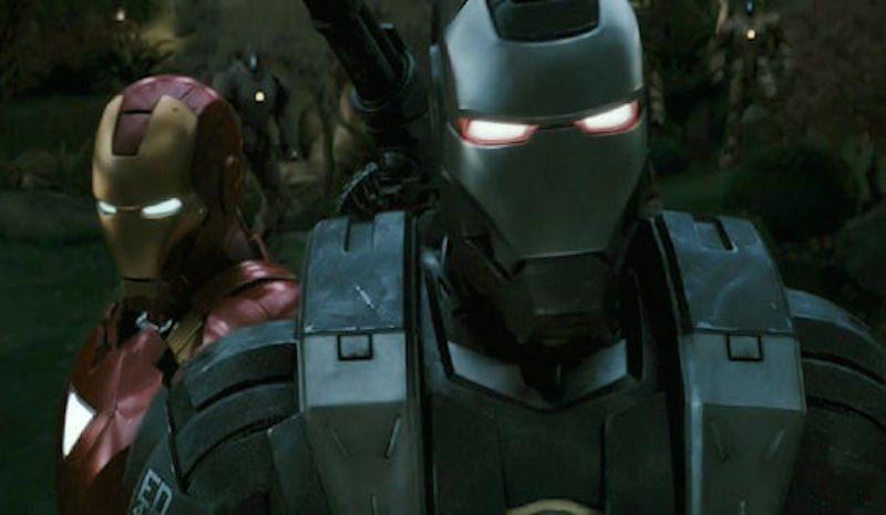 Ironman War Machine Suits Bago Games