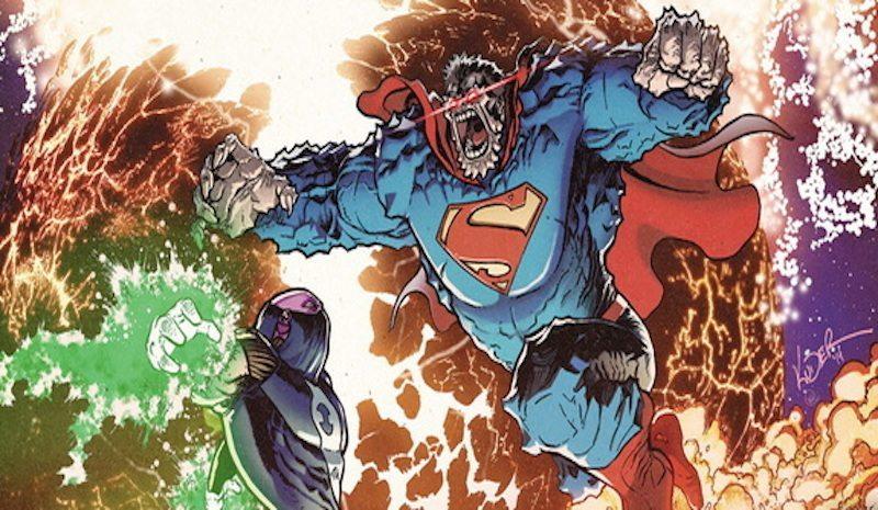 Action Comics #3 Doomed Bago Games