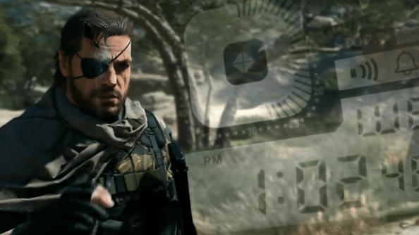 Metal Gear Solid V Time Change