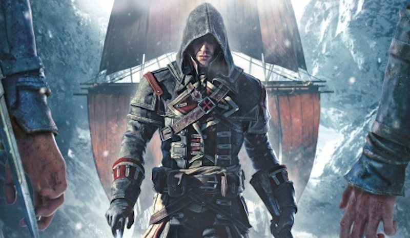 Assassins Creed Rogue BagoGames