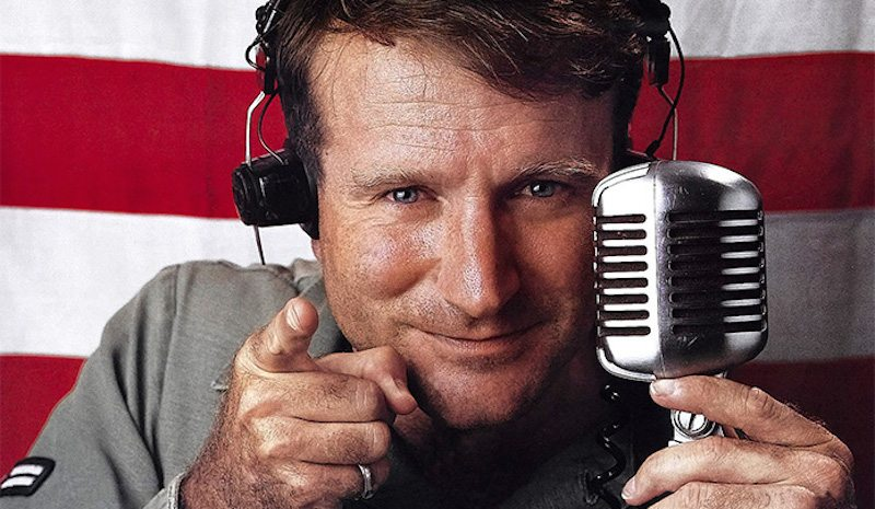 Robin Williams Good Morning Vietnam BagoGames