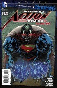 Annual Action Comics Doomed BagoGames