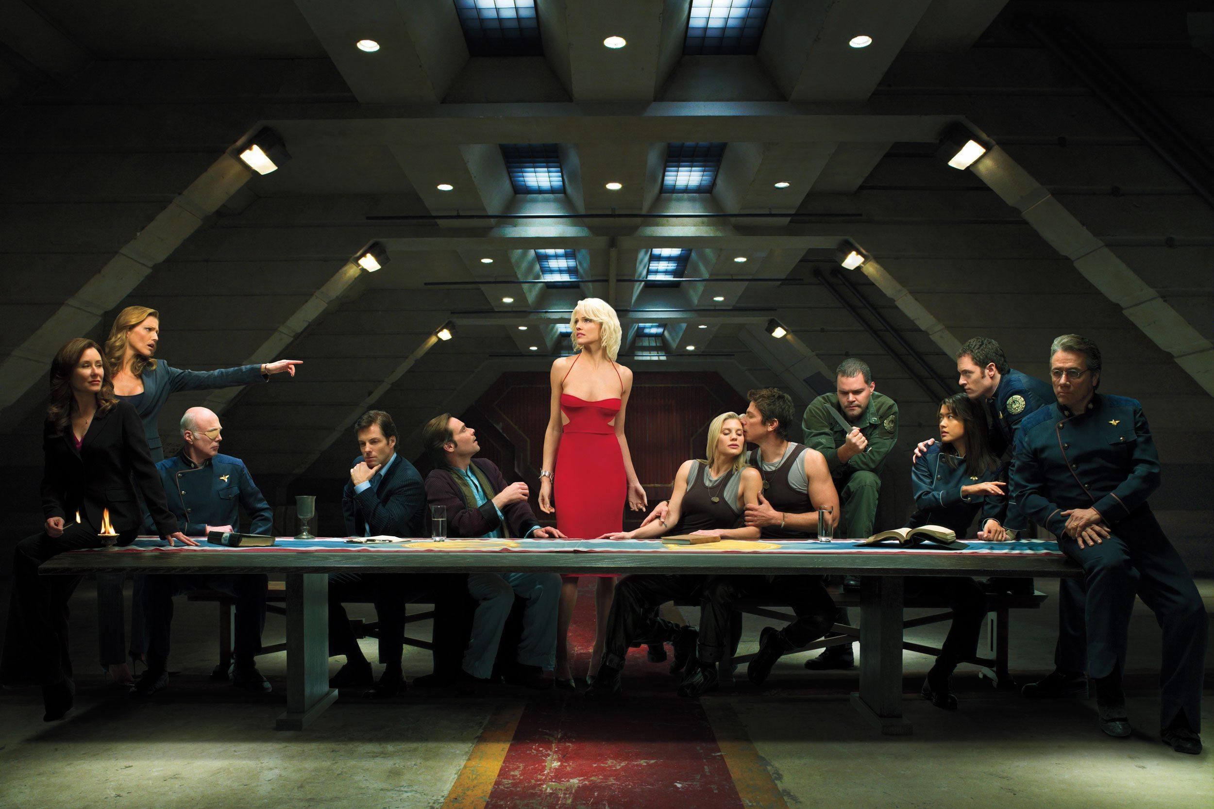 Battlestar Galactica 2004 BagoGames
