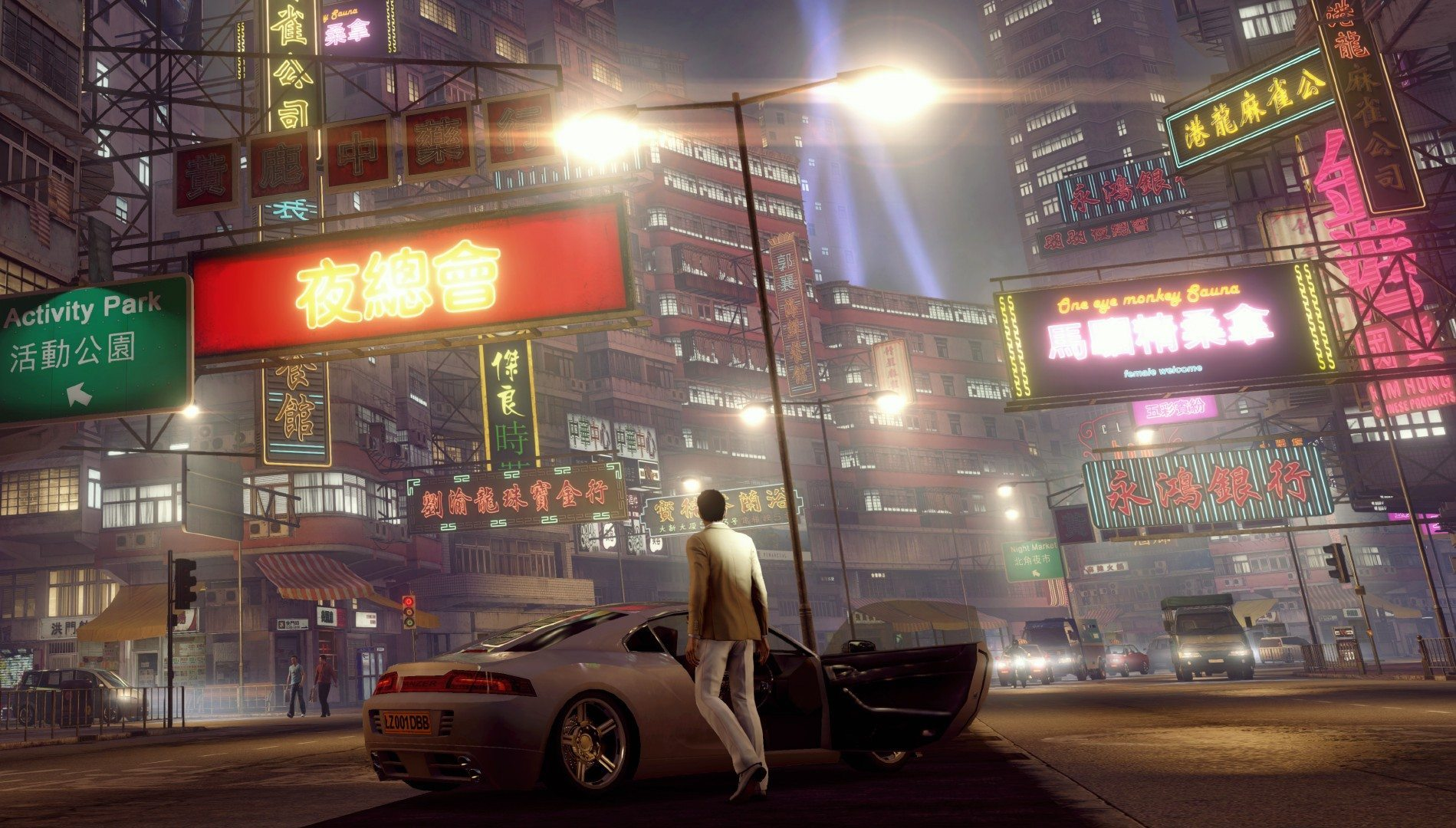Sleeping Dogs Definitive BagoGaes