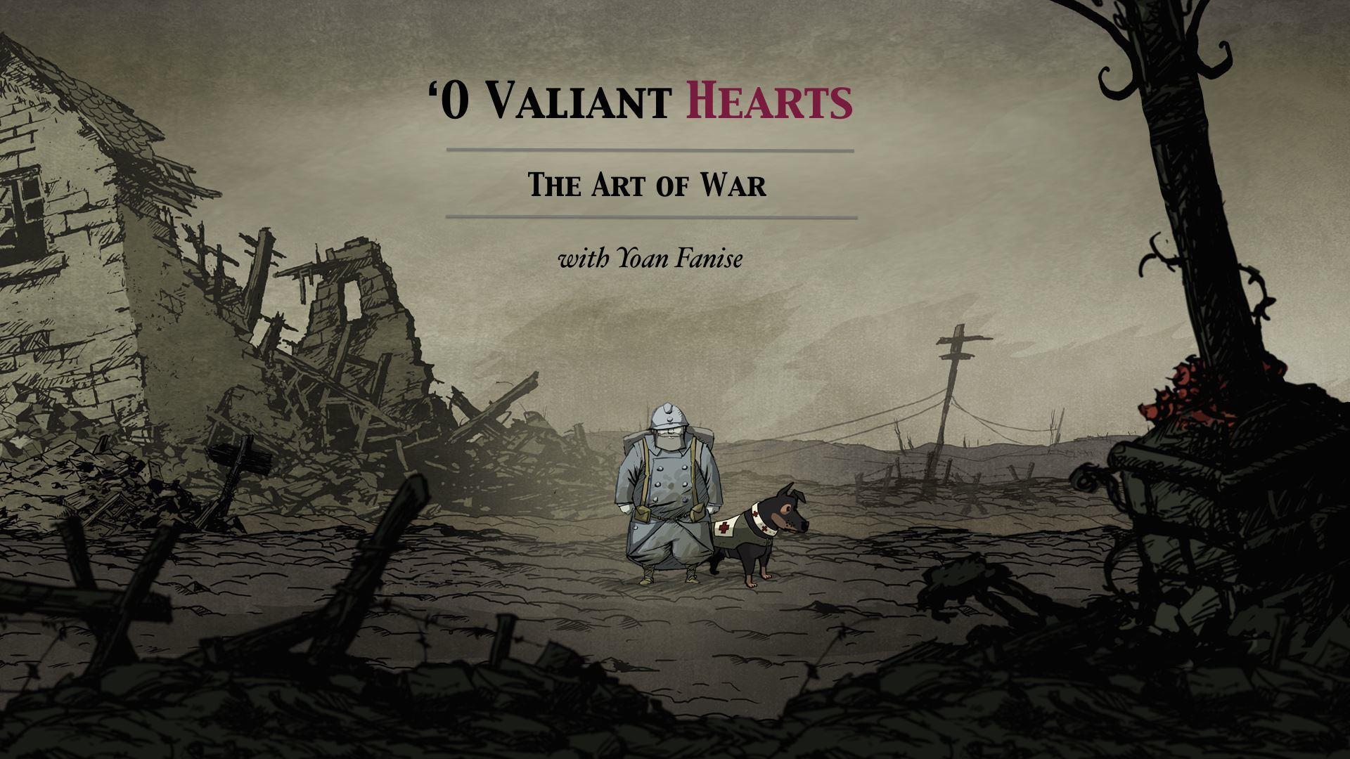 Valiant Hearts Emil Battlefield BagoGames