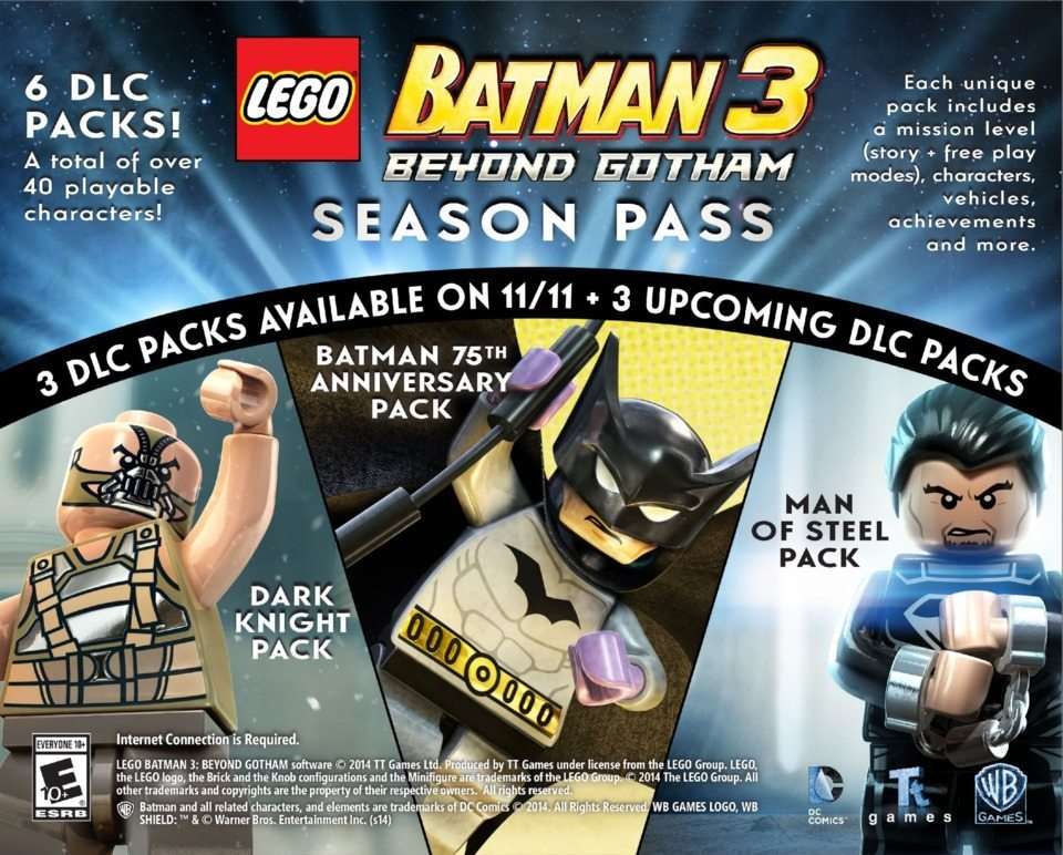 beyond gotham season pass