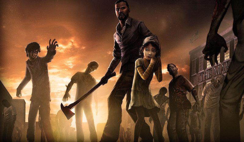 The Walking Dead Telltale S1 BagoGames