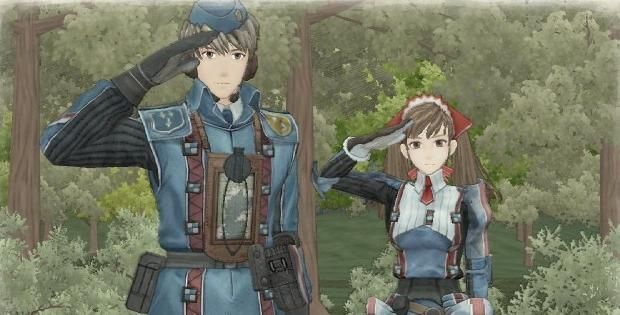 Valkyria Chronicles Salute BagoGames