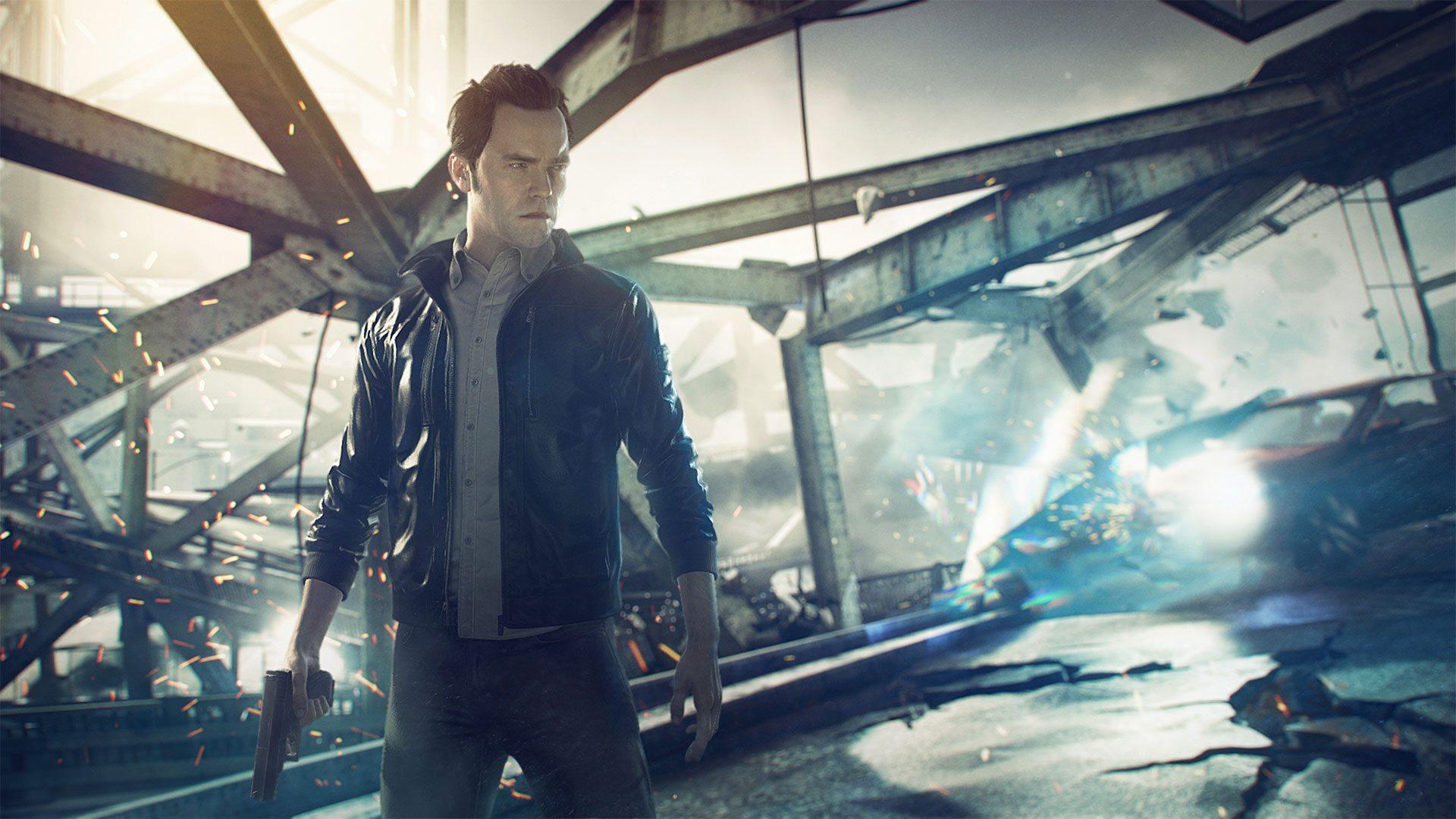 Quantum Break Protagonist BagoGames
