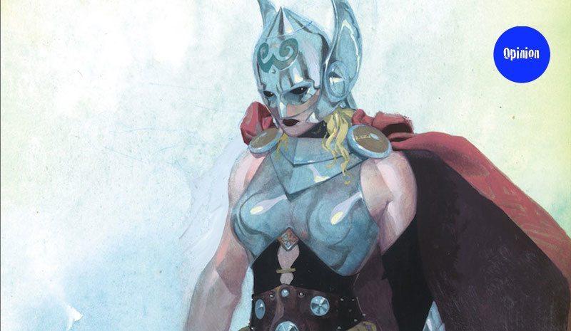 Female Thor Reboot BagoGames