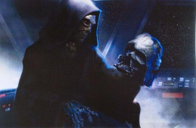 Star Wars VII Cyborg Vader BagoGames