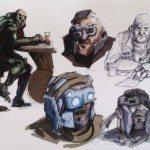 Star Wars VII Cantina Cyborg BagoGames
