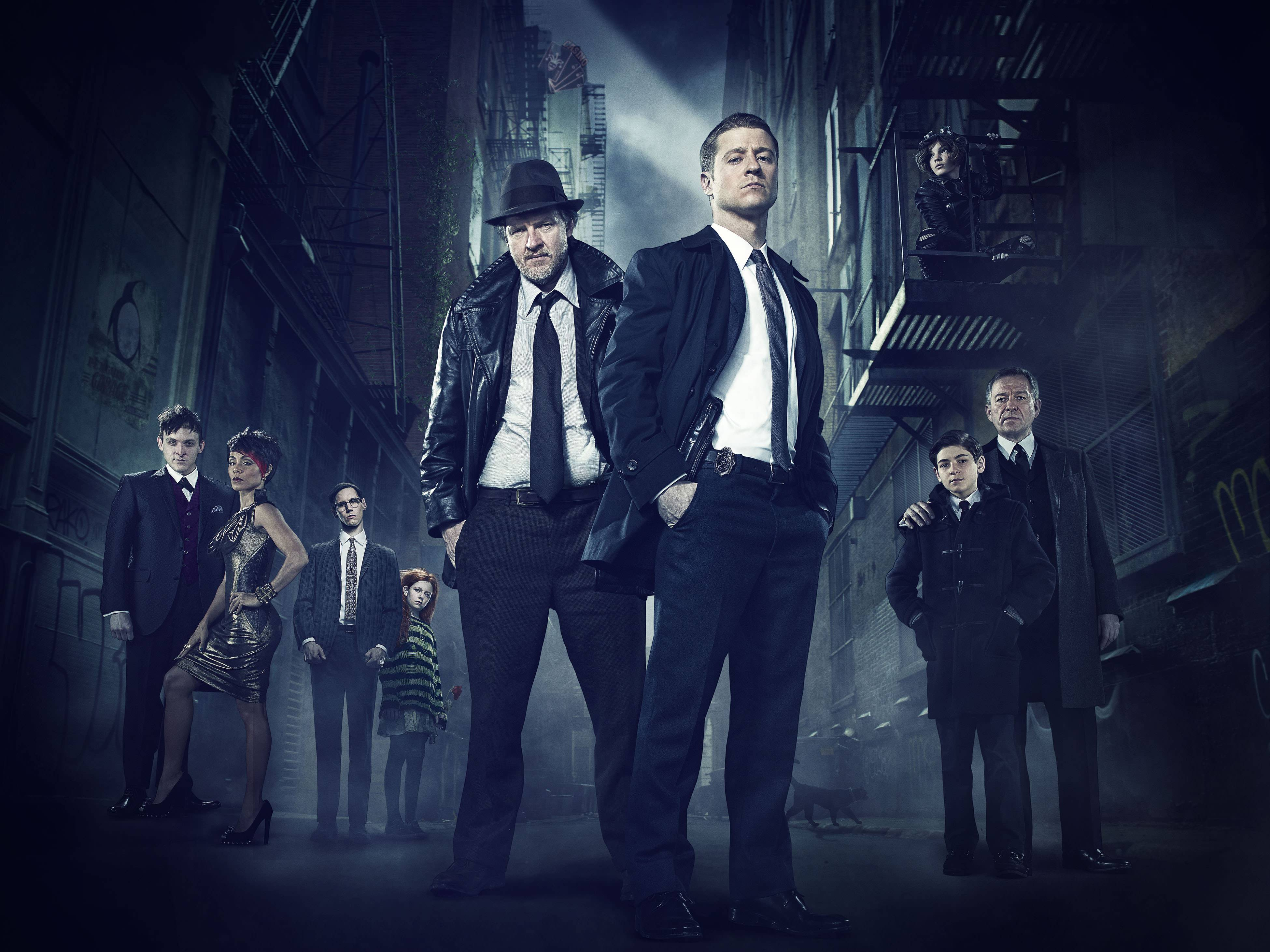 Gotham TV Cast BagoGames