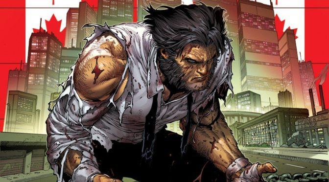 Death of Wolverine Canada Variant BagoGames