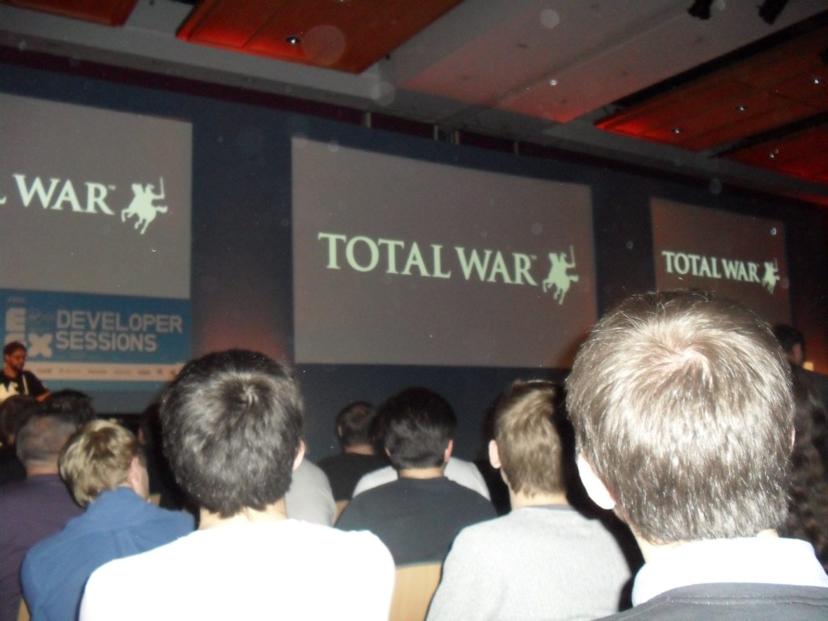 At The Reveal Of Attila: Total War