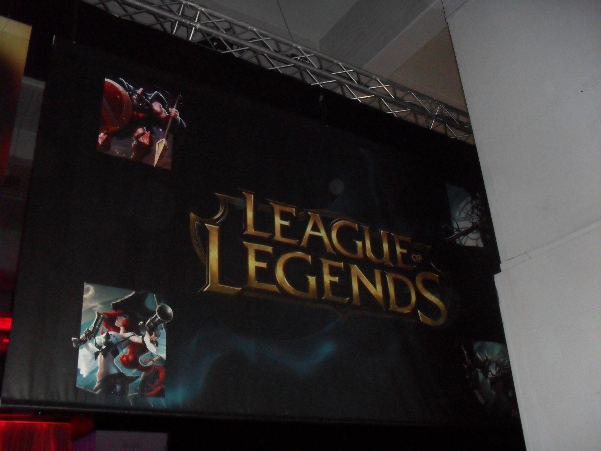 The League of Legends Area