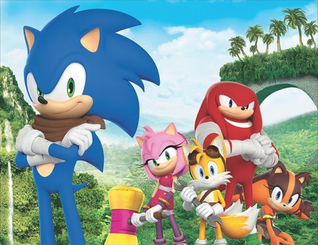 Sonic Boom Show BagoGames