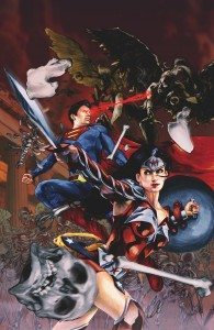 Superman & Wonder Woman #13 BagoGames