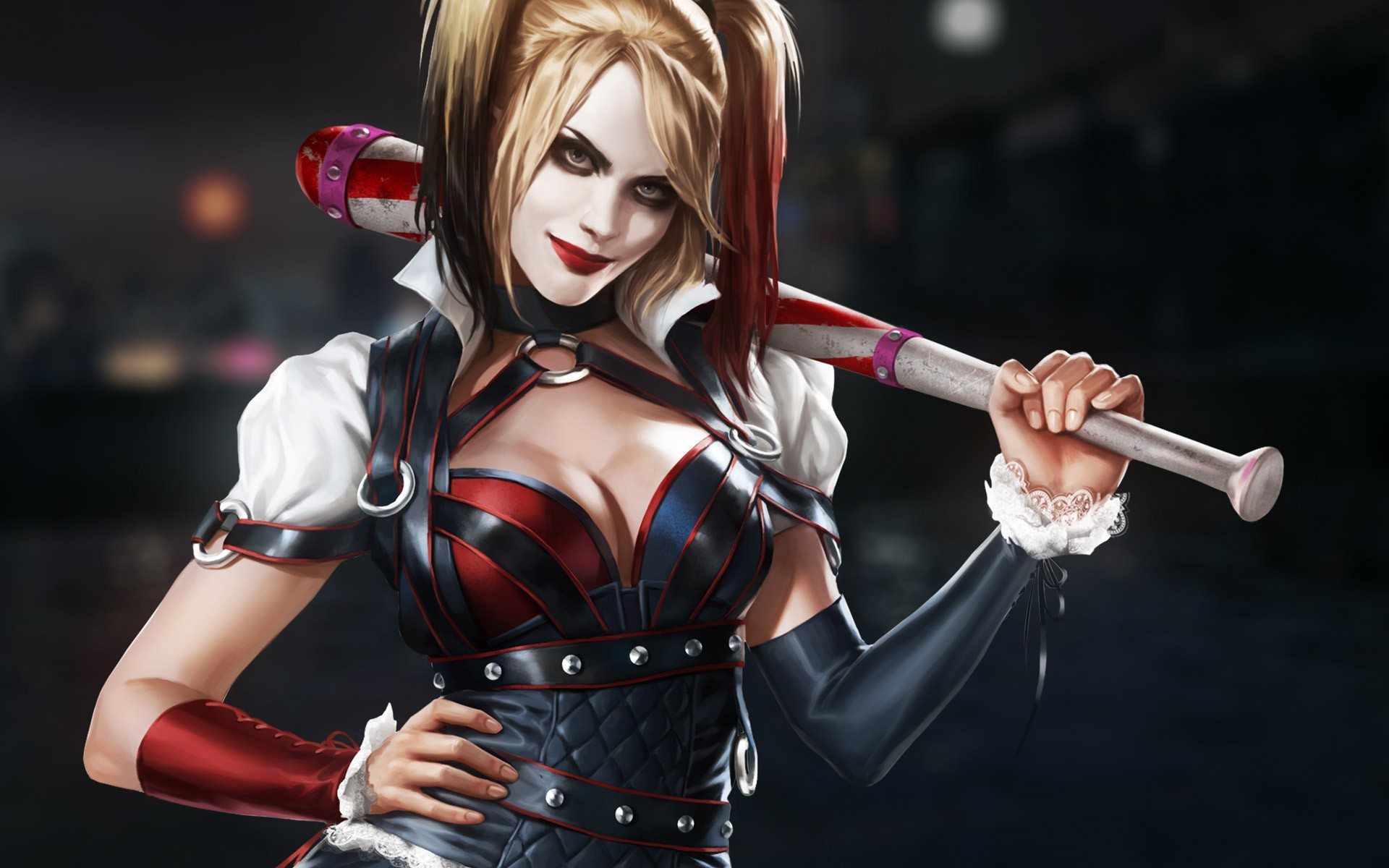 Harley Quinn Arkham Knight BagoGames